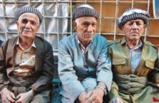 Iraqi Kurdistan - men in Dohuk, including one who was very suspicious.