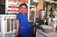 Iraqi Kurdistan - young man.