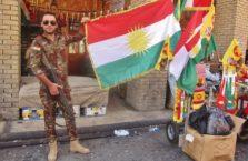 Iraqi Kurdistan - Peshmerga soldiers.