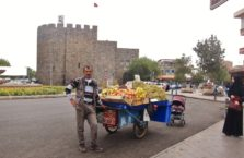Turkey - fruit seller.