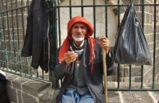 Turkey - old man.