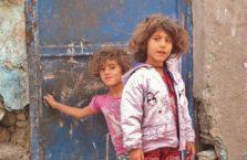 Turkey - Kurdish children.
