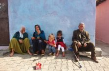 Turkey - a Kurdish family in Diyarbakir.