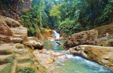 Antequera , Mag-Aso waterfall Bohol(3)