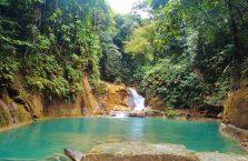Antequera , Mag-Aso waterfall Bohol(4)