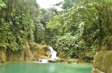 Antequera , Mag-Aso waterfall Bohol(5)