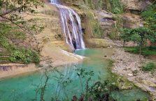 Can Umantad waterfall Bohol (1)