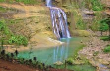 Can Umantad waterfall Bohol (10)