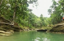 Can Umantad waterfall Bohol (12)