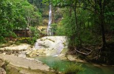 Can Umantad waterfall Bohol (6)