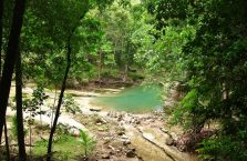 Can Umantad waterfall Bohol (7)