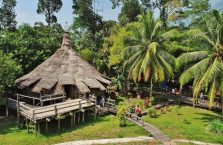 Damai cultural vilage Borneo Malaysia (11)
