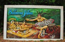Damai cultural vilage Borneo Malaysia (26)