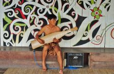 Damai cultural vilage Borneo Malaysia (7)