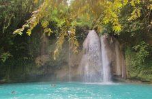 Kawasan falls Cebu (1)