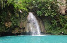 Kawasan falls Cebu (2)