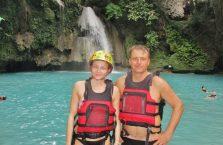 Kawasan falls Cebu (3)
