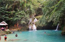 Kawasan falls Cebu (4)