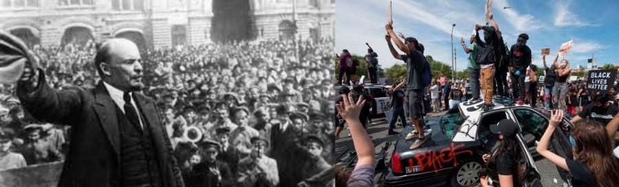 Lenin black lives