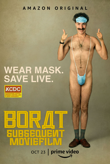 Borat Covid